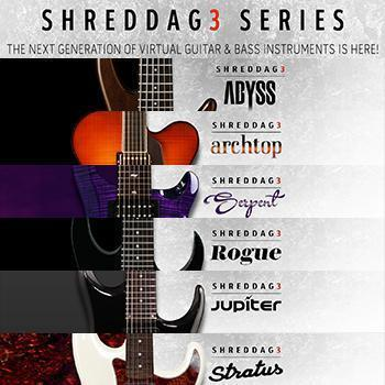 NEW RELEASES: Impact Soundworks announce five new Shreddage 3 guitars!