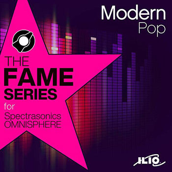 NEW RELEASE - Ilio The Fame Series: Modern Pop for Omnisphere 2