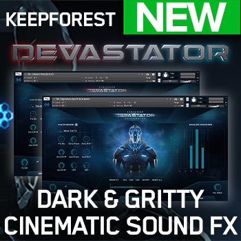NEW RELEASE: KeepForest release a new series Evolution: Devastator