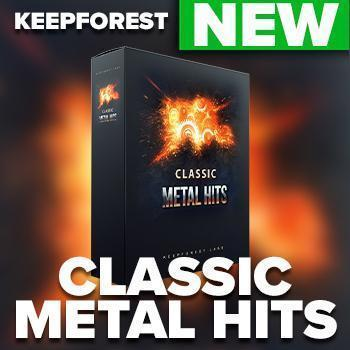 NEW RELEASE: KeepForest Release Classic Metal Hits