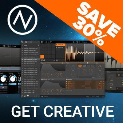 Just arrived... Get creative with New Sonic Arts