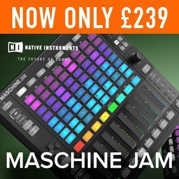 Native Instruments MASCHINE Jam Price Drop