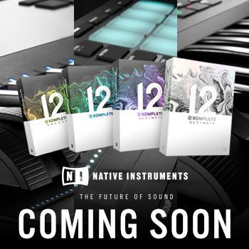 Native Instruments announce Komplete 12 and new hardware