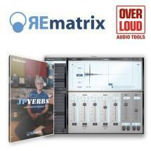 Overloud team up with Grammy winning engineer to produce JPVerbs