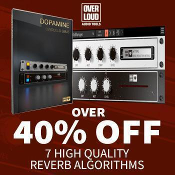Overloud Gems Dopamine - 40% off