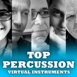 Film, TV and game composers reveal their preferred percussion virtual instruments