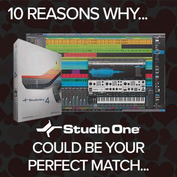 Why Presonus Studio One could be your perfect production partner