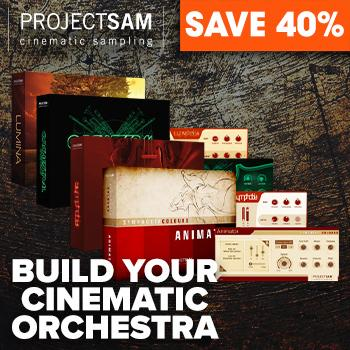 ProjectSam announce PRICE DROP extravaganza  - Save up to 40%!