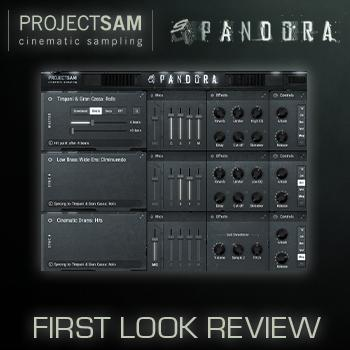 ProjectSAM Symphobia 4: Pandora review – A first look