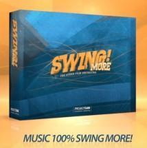 ProjectSAM release Swing More! A deeper exploration of jazz & big band scoring