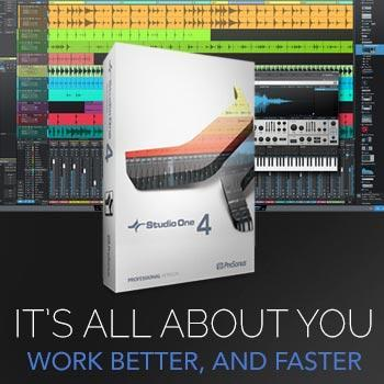 PreSonus - Studio One 4 Professional - Computer Music