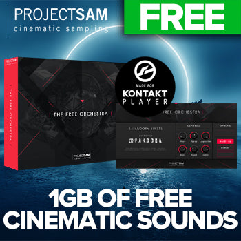NEW RELEASE: ProjectSAM The Free Orchestra