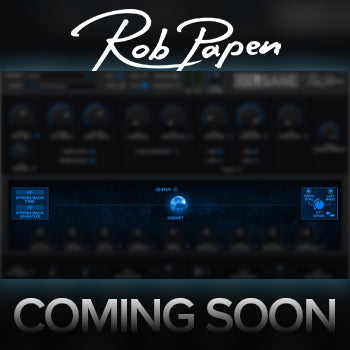 Rob Papen FX Teaser - Coming Soon...