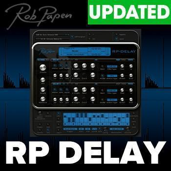 Rob Papen RP Delay - UPDATED