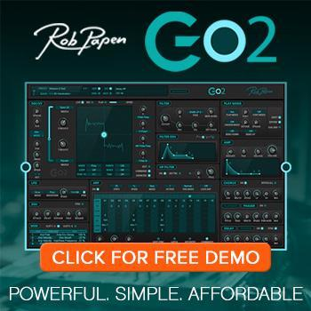 Rob Papen - Go2 - SampleLibraryReview