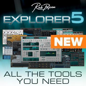 NEW RELEASE: Rob Papen eXplorer 5
