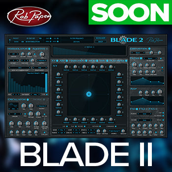 Coming Soon - Rob Papen Blade 2 synth vst