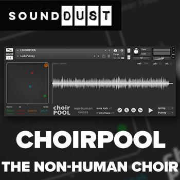 NEW RELEASE:  Sound Dust Choirpool