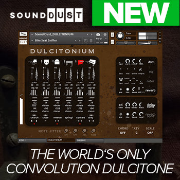 NEW RELEASE: Sound Dust Dulcitonium