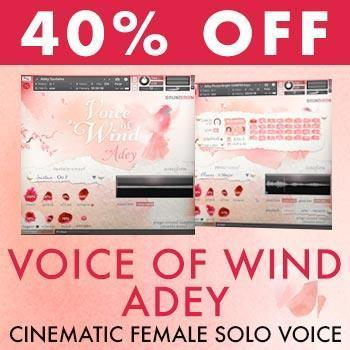 NEW RELEASE: Soundiron Voice of Wind - Adey