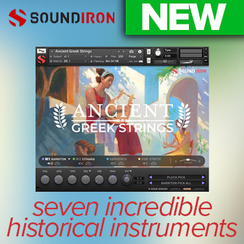 NEW RELEASE: Soundiron Ancient Greek Strings