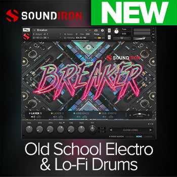 NEW RELEASE: Soundiron Breaker 2.0