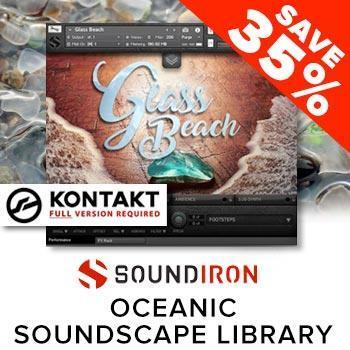 NEW RELEASE: Soundiron Glass Beach