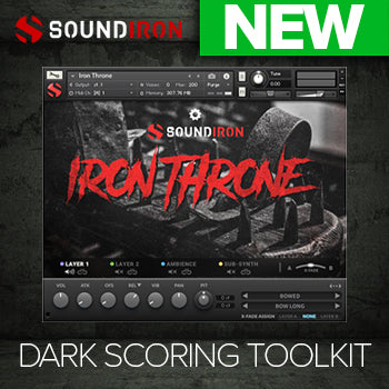 NEW RELEASE: Soundiron Iron Throne