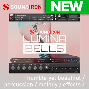 NEW RELEASE: Soundiron Luminabells