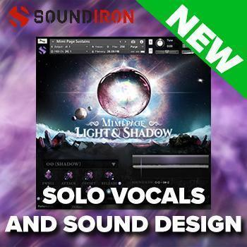 NEW RELEASE: SoundIron Mimi Page: Light & Shadow