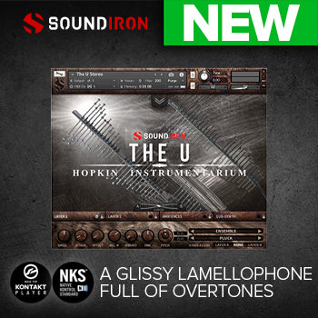 NEW RELEASE: Soundiron Hopkin Instrumentarium: The U