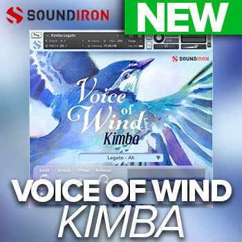 NEW RELEASE: Soundiron Voice Of Wind - Kimba