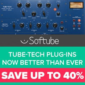 Softube release Tube-Tech Mk II Collections