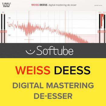 Softube release Weiss Deess plug-in