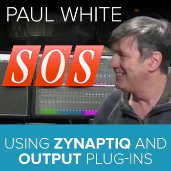 We talk to SOS Editor In Chief and Producer Paul White