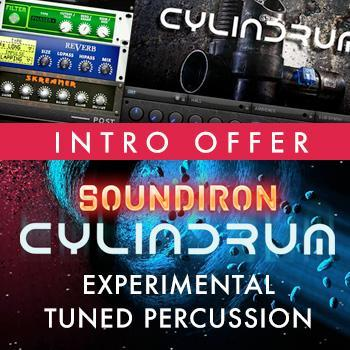 NEW RELEASE: Soundiron Cylindrum for Kontakt