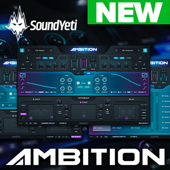 NEW RELEASE: Sound Yeti Ambition
