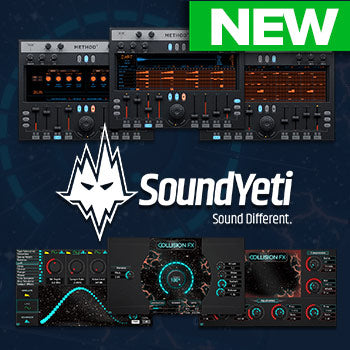 JUST ARRIVED - Sound Yeti Kontakt instruments now available