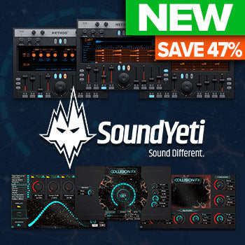 INTRO OFFER - Save up to 47% on Sound Yeti Kontakt instruments
