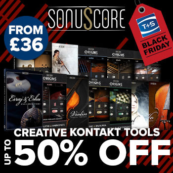BLACK FRIDAY DEAL - Up to 50% off all Sonuscore Kontakt libraries