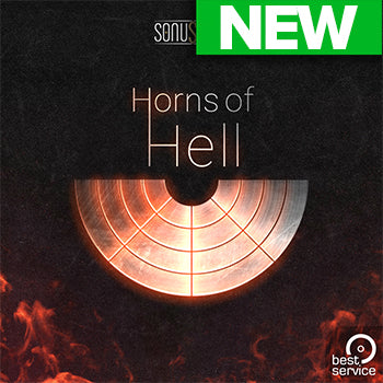 NEW RELEASE! Best Service TO Horns of Hell