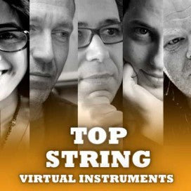 Film, TV and game composers reveal their favourite string virtual instruments