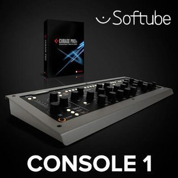 Softube announce full integration with Cubase and Console One