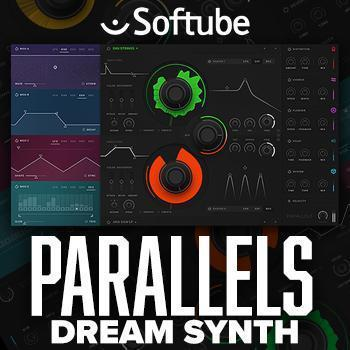 NEW RELEASE: Softube Parallels