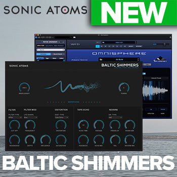 NEW ARRIVAL! Introducing Sonic Atoms...