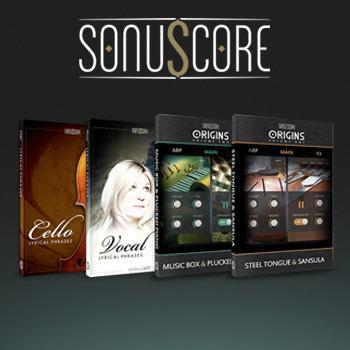 Sonuscore arrives at Time+Space!