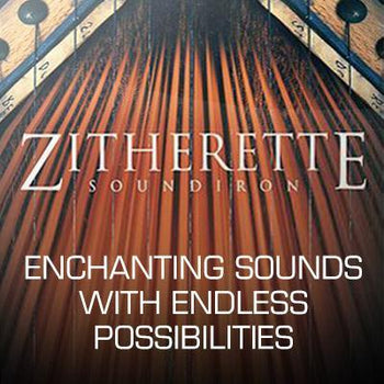 NEW RELEASE: Soundiron Zitherette