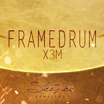 Ends 21st September - Save 20% on new Strezov Sampling FrameDrum X3M