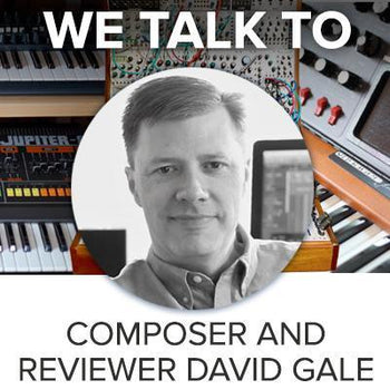 We talk to EMMY award-winning composer Dave Gale
