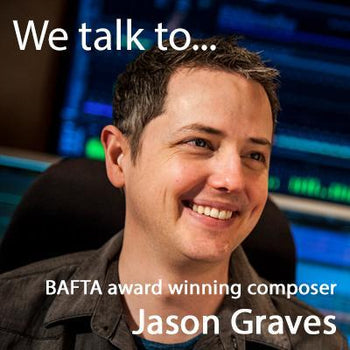 We talk to BAFTA winning composer Jason Graves